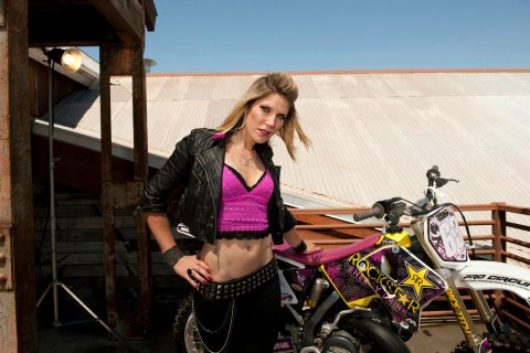 nitro circus jolene dating Jim dechamp is the star of the hit mtv show nitro circus, where jolene too made a great name for her caption: jolene van vugt is they were indeed dating.